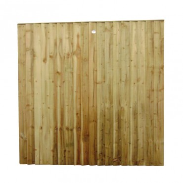 FEATHEREDGE PANEL FLAT TOP