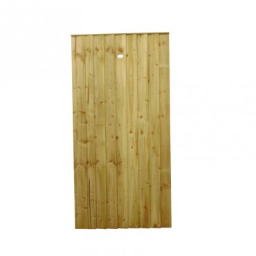 VALUE FEATHEREDGE GATE 900MM (W)