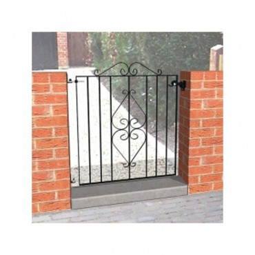 1M (H) METAL ASCOT GATE TO SUIT 900MM TO 1000MM OPENING (8021003)