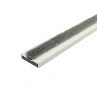 INTUMESCENT STRIP WITH BRUSH 15MM X 4MM WHITE