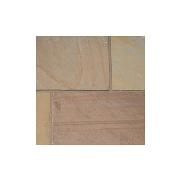 AUTUMN BROWN INDIAN STONE 18.9M2 PACK