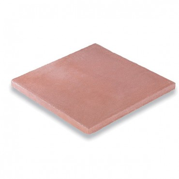 BRADSTONE SMOOTH PEAK FLAG 450 X 450 X 32 RED