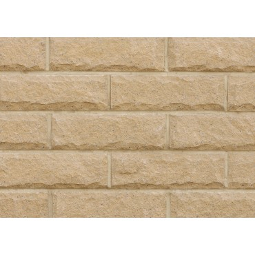 MARSHALL CROMWELL BUFF PITCHED WALLING
