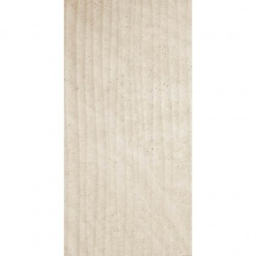 BCT 20431 DITTO WAVE BEIGE INSERT TILE