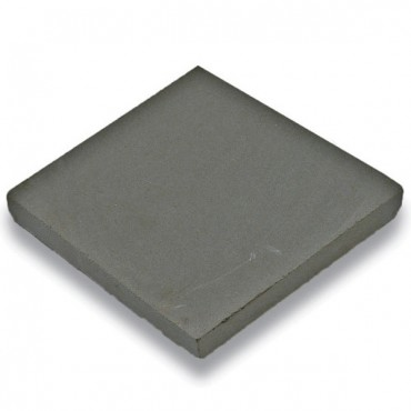 BRADSTONE SMOOTH PEAK FLAG 450 X 450 X 32 DARK GREY