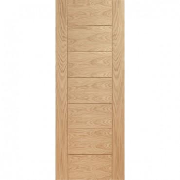 """Internal Oak Palermo  2032 x 813 x 35mm (32"""")"""