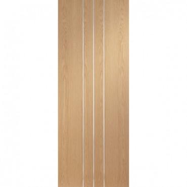 Internal Oak Pre-finished Barletta 1981 x 838