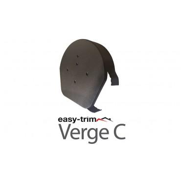 EASYVERGE HR RIDGE CAP C/W FLAPCAP GREY EASYTRIM EASYVERGEU/HR/G