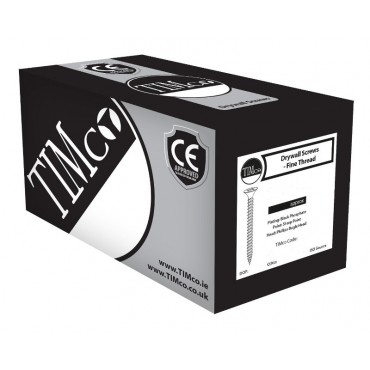 TIMco DRYWALL BLACK(BOX 1000)