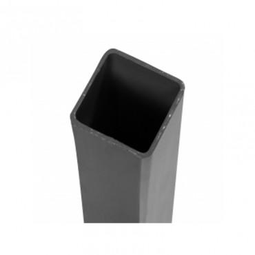 ANTHRACITE 3M CORNER SUPPORT GALV STEEL DURA CLASSIC FENCE POST