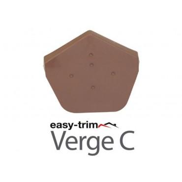 EASYVERGE A RIDGE CAP C/W FLAPCAP BROWN EASYTRIM EASYVERGEU/A/B