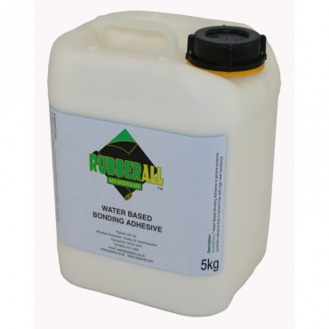 5L EDPM QUICKBOND 1600 WATERBASED ADHESIVE (COVERAGE APPROX 20M2)
