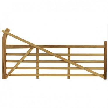 ESTATE SOFTWOOD GATES