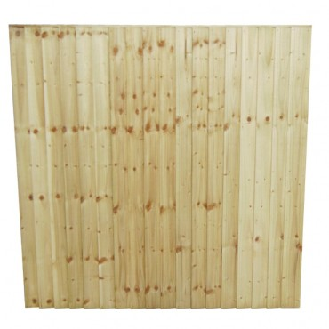 FEATHEREDGE PANEL GREEN PRESSURE TREATED
