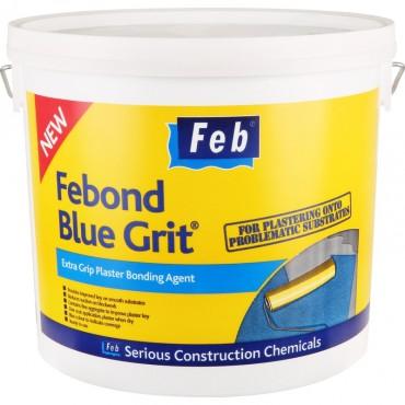 FEBOND BLUEGRIT 10LTR FBBLUE10