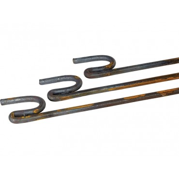 STEEL FENCING PINS