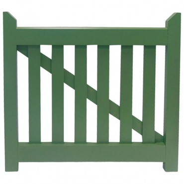FULLY PAINTED GATE