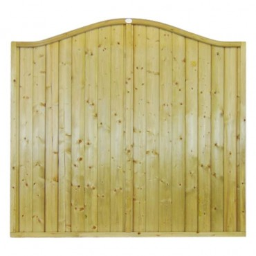WINDSOR T & G FENCE PANEL