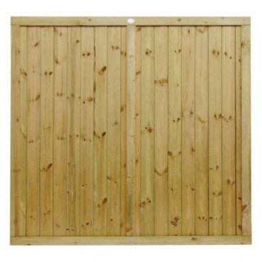 CHESTER T & G FENCE PANEL