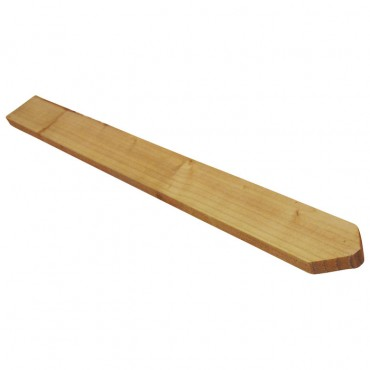 "75MM (3"") Pointed Top Picket Pailing"