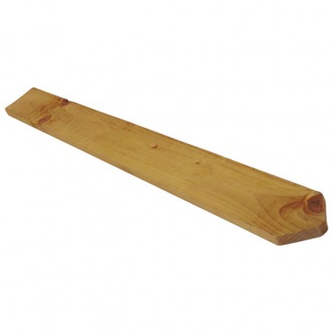 "100MM (4"") Pointed Top Picket Pailing"