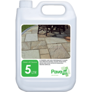 PAVETUF GREEN OFF CLEANER
