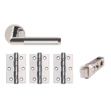 "ANTHENA DOOR PACK SMART LATCH + 3X3"" PSS BUTTS DH003675-SMART-INTERNAL"