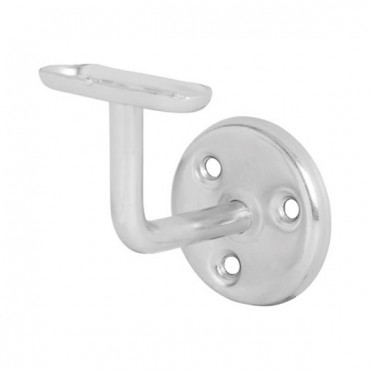 "63MM (2 1/2"") HANDRAIL BRACKETS (BZP) 236-0063ZP-100"
