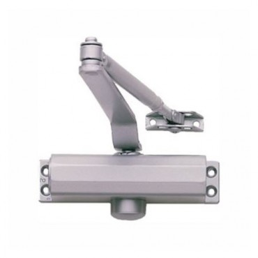 949S SILVER OVERHEAD DOOR CLOSER