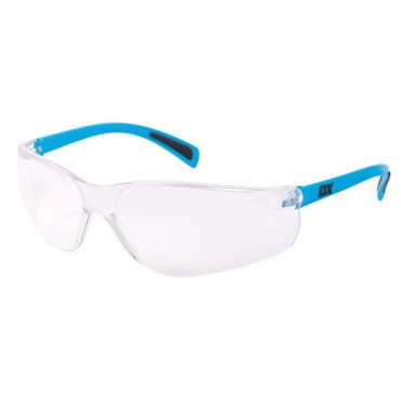 SAFETY GLASSES CLEAR OX-S241701