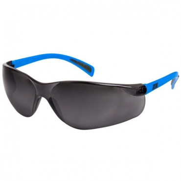 SAFETY GLASSES SMOKED OX-S241702