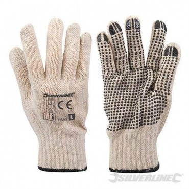 196545 DOTTED PALM GLOVES