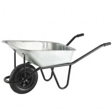 HEAVY DUTY INDURANCE WHEEL BARROW PUNCTURE PROOF