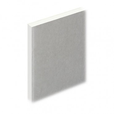 PLASTER WALL BOARD SQUARE EDGE 2400 X 1200  X 12.5MM *THIS ITEM IS NON REFUNDABLE*