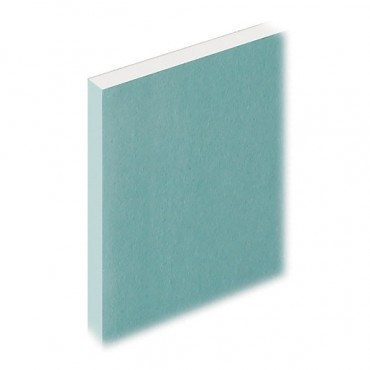 MOISTURE PANEL PLASTER BOARD 2400 X 1200  X 12.5MM *THIS ITEM IS NON REFUNDABLE*