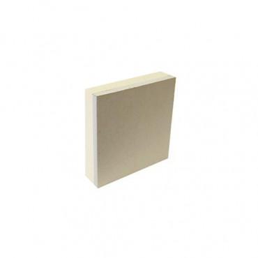 PIR BONDED INSULATED PLASTER BOARD 1200 X 2400 X 37.5MM (12.5MM BOARD 25MM PIR)