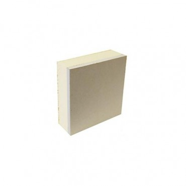 PIR BONDED INSULATED PLASTER BOARD 1200 X 2400 X 62.5MM (12.5MM BOARD 50MM PIR)