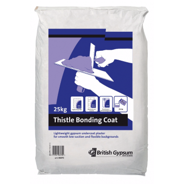 25KG THISTLE BONDING PLASTER *PLEASE NOTE THIS ITEM IS NON REFUNDABLE*