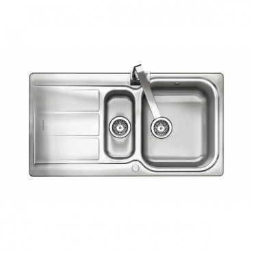 LEISURE GLENDALE 1.5 BOWL SINK
