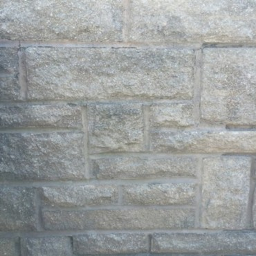 BLACK OLD WEATHERED ANSTONE WALLING