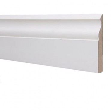 18 X 68 MDF SKIRTING 5.4M OGEE