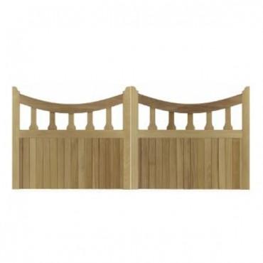 MELLS SOFTWOOD GATES