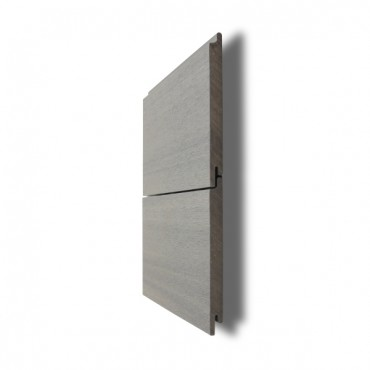 MC COMPOSITE CLADDING 142MM X 13MM MID GREY