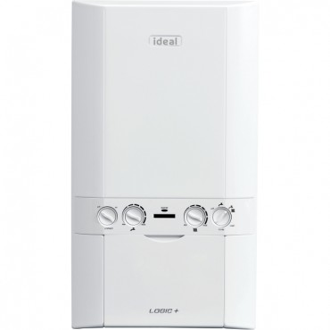 IDEAL LOGIC + 30KW COMBI