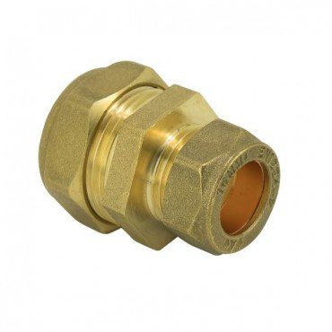 15MM X 8MM COMPRESSION REDUCING COUPLER  C X C
