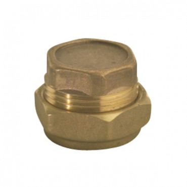 15MM COMPRESSION END CAP