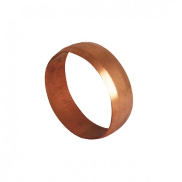 15MM COMPRESSION COPPER COMPRESSION RING(OLIVE)