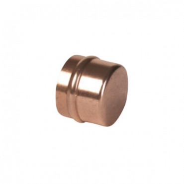 22MM SOLDER RING END CAP