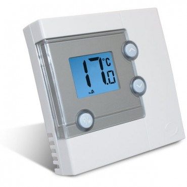 SALUS DIGITAL ROOM THERMOSTAT WITH RF RT300RF