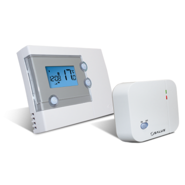 SALUS PROGRAMMABLE ROOM STAT WITH RF RT500RF